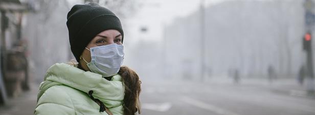 """L'Anses ne recommande pas le port de masques """"antipollution"""""""