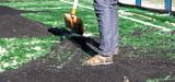 Granulats de pneus et terrains de sport : des risques sanitaires peu préoccupants (pour l'instant)