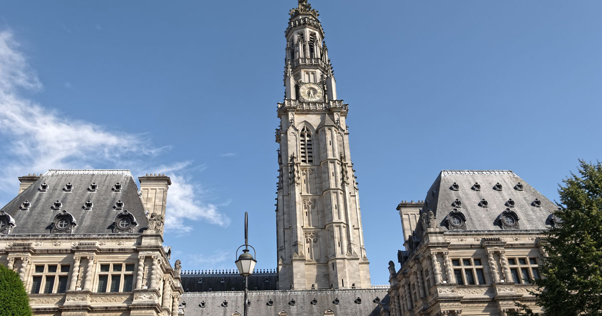 Hauts-de-France: le premier contrat de transition écologique est signé à Arras