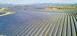 Photovoltaïque au sol: les zones délaissées représentent un potentiel de 53 GW