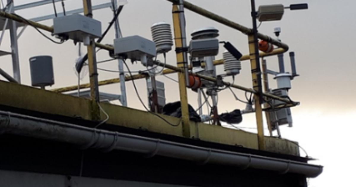 Pollution de l'air : les premières évaluations de micro-capteurs sont encourageantes