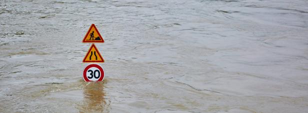 Risques naturels: le plan pour s'adapter aux changements climatiques dans les territoires