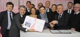 Les acteurs de l'eau signent leur contrat de filière