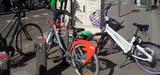 Les vélos free-floating influencent à la marge les comportements de mobilité