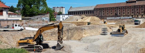 Le marché de la dépollution des sols accuse un ralentissement