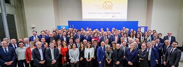 """Rénovation énergétique : forte mobilisation des acteurs autour de la campagne """"Faire"""""""