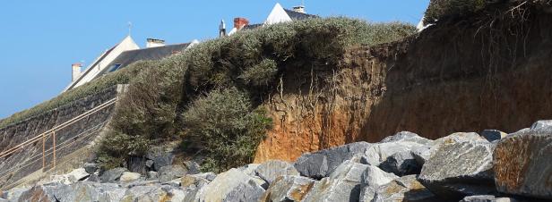 Erosion du littoral : une mission parlementaire pour l'adaptation des territoires est lancée