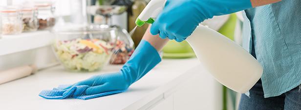 Pollution de l'air intérieur : vigilance sur les produits ménagers