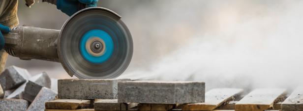Silice cristalline: l'Anses recommande de durcir la réglementation au travail