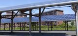 Photovoltaïque : les friches et parkings représentent un potentiel de 53 GW
