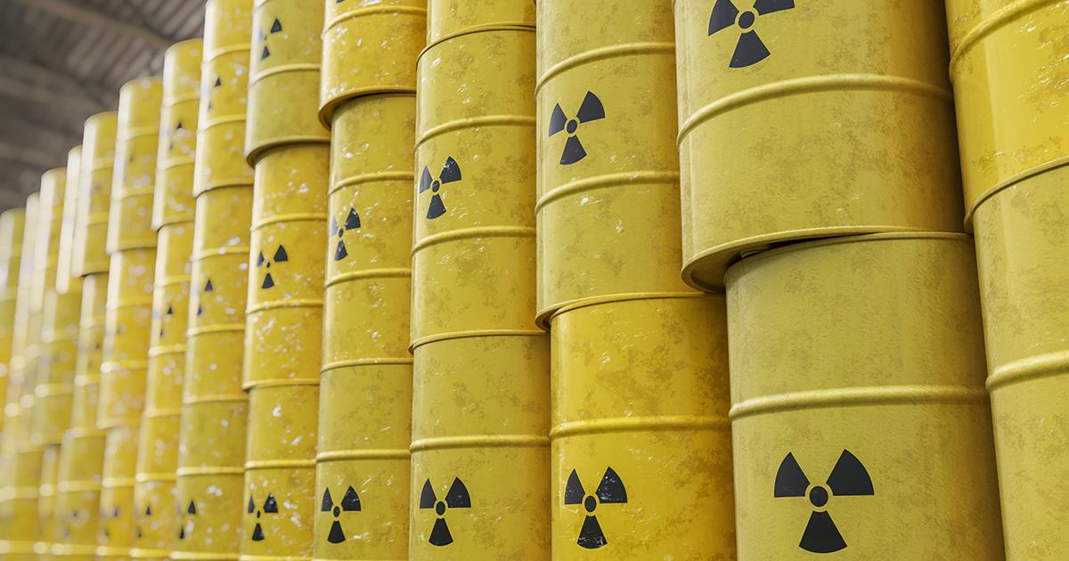 Déchets et matières nucléaires: la Cour des comptes veut plus de transparence