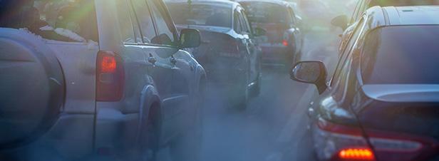 Pour moins mourir de la pollution, il faut restreindre le trafic routier