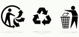 Loi économie circulaire: l'Etat veut uniformiser le marquage des produits faisant l'objet de consignes de tri