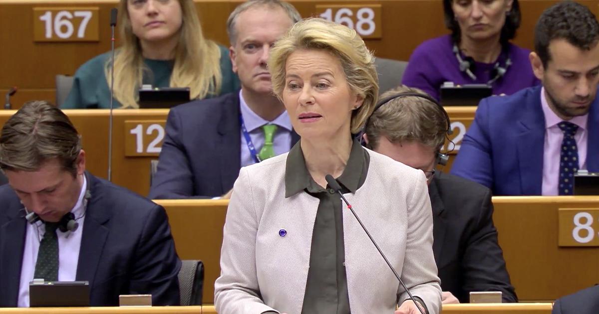 La Commission européenne présente son Pacte Vert