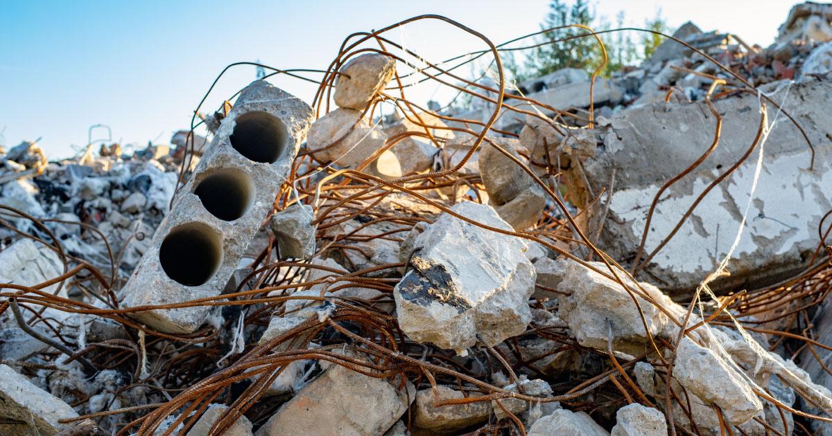 Loi économie circulaire: une REP aménagée pour les déchets du bâtiment