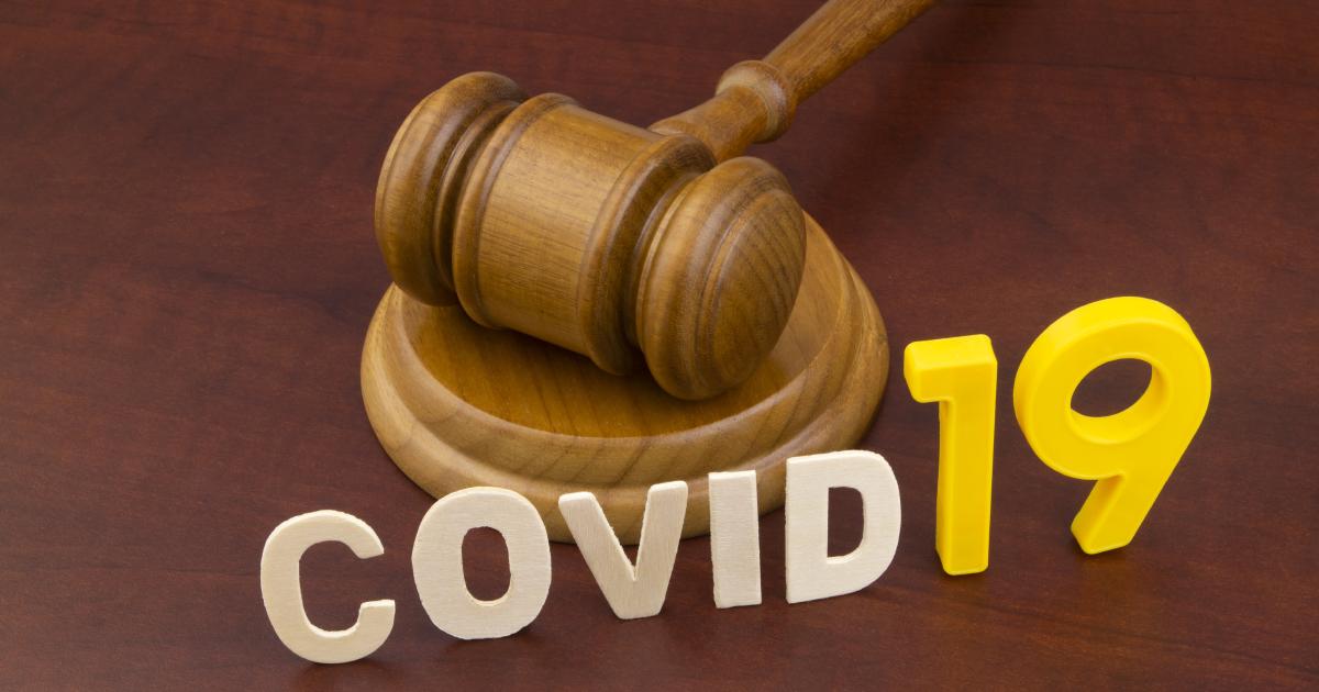 État d'urgence du COVID-19