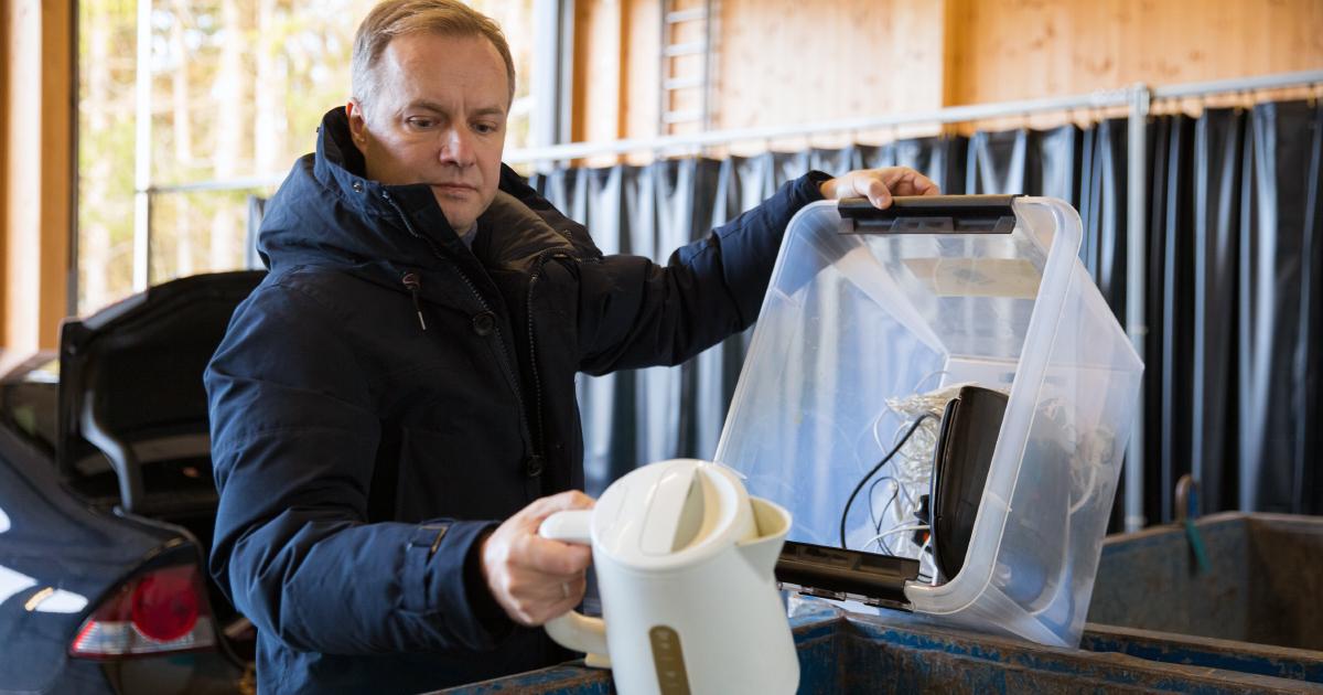 Ecosystem prend des mesures pour atténuer l'impact de la crise sanitaire sur la filière DEEE