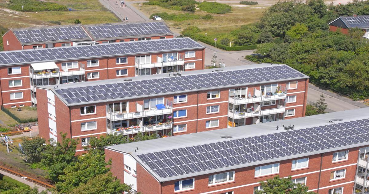 De l'énergie solaire gratuite pour lutter contre la précarité énergétique