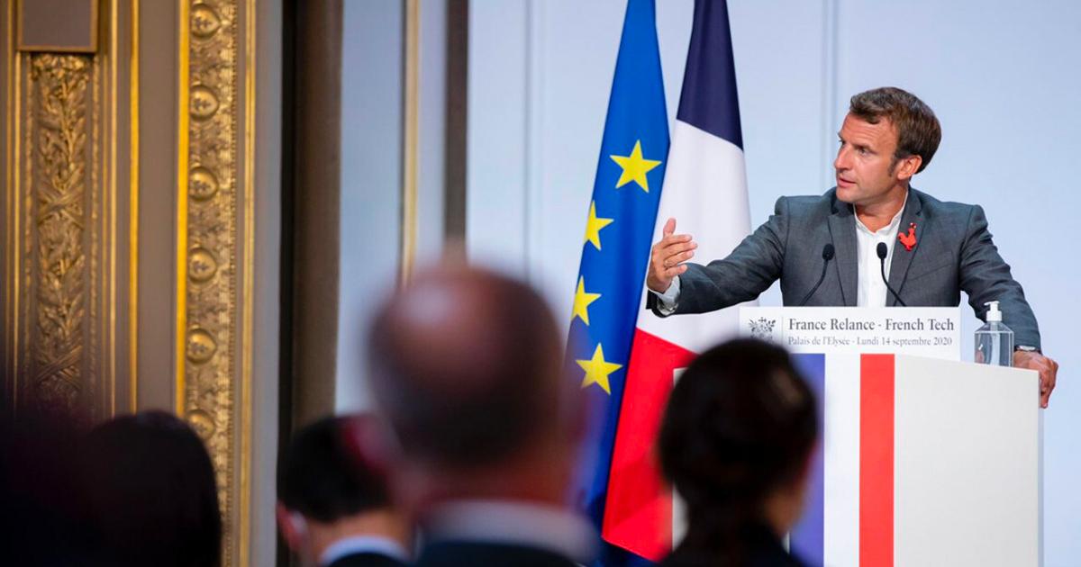 Emmanuel Macron Passe En Force Sur La 5g