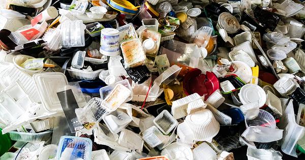 Déchets d'emballages plastique: la Cour des comptes européenne craint une envolée du trafic illicite