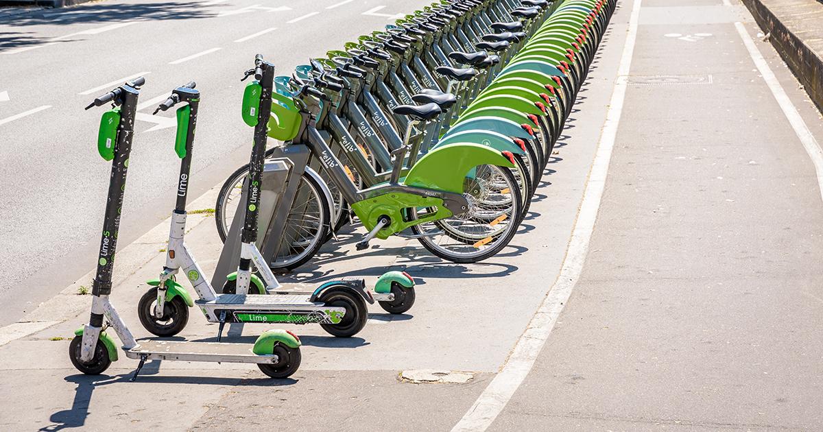 Micro-mobilité: Screlec prépare l'arrivée de nouvelles obligations de recyclage des batteries