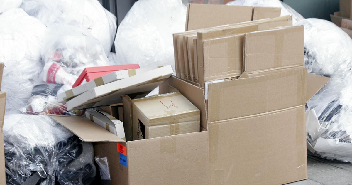 REP: un projet de décret fixe les futures règles applicables aux emballages