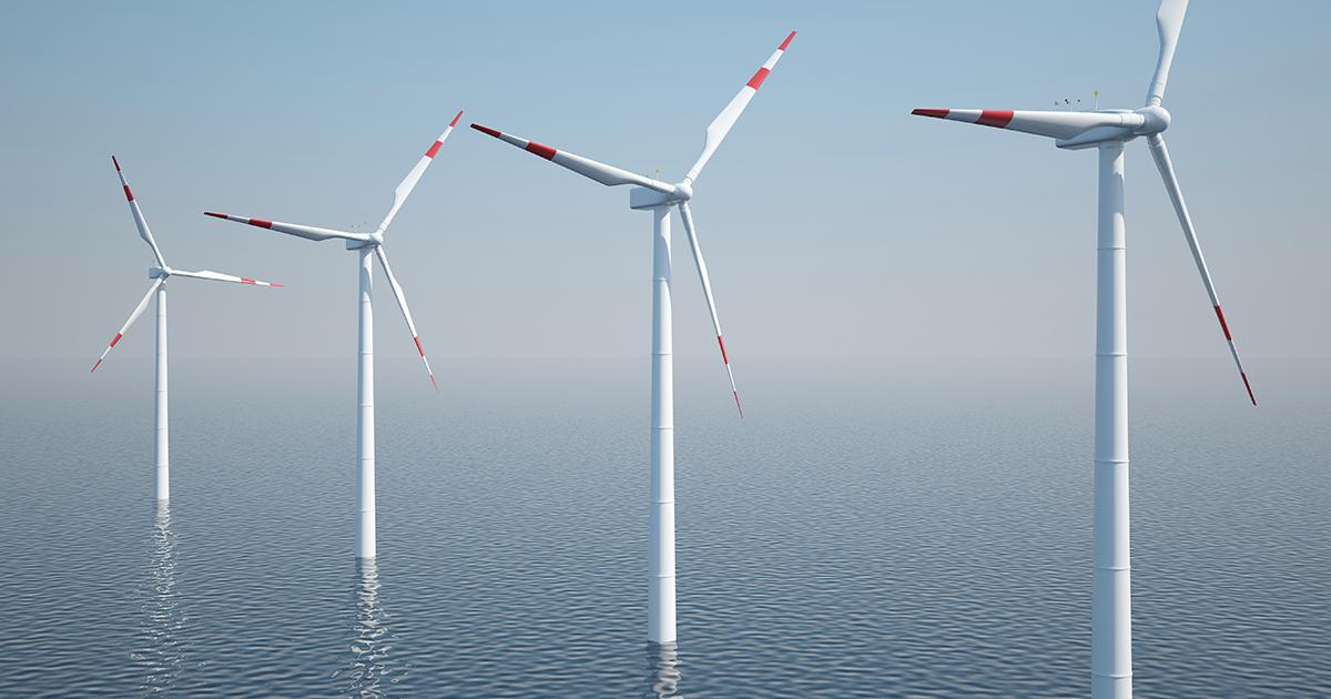 Éolien en mer: une mise en concurrence «très prochainement» pour un parc dans la Manche