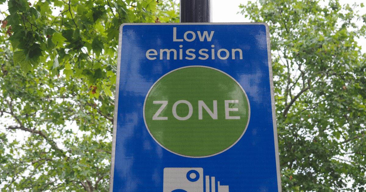 La France mise sur de nouvelles zones à faibles émissions pour respecter les normes de qualité de l'air