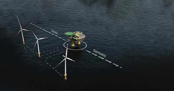Éolien en mer: la Commission européenne veut installer 300GW d'ici 2050