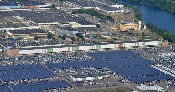 Renault veut faire de son usine de Flins un site dédié à l'économie circulaire