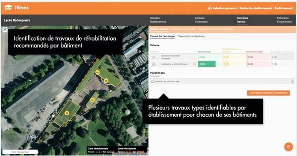 Hauts-de-France: l'open data pour accélérer la rénovation énergétique des bâtiments scolaires