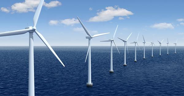 Éolien en mer: lancement du dialogue concurrentiel pour un parc au large du Cotentin