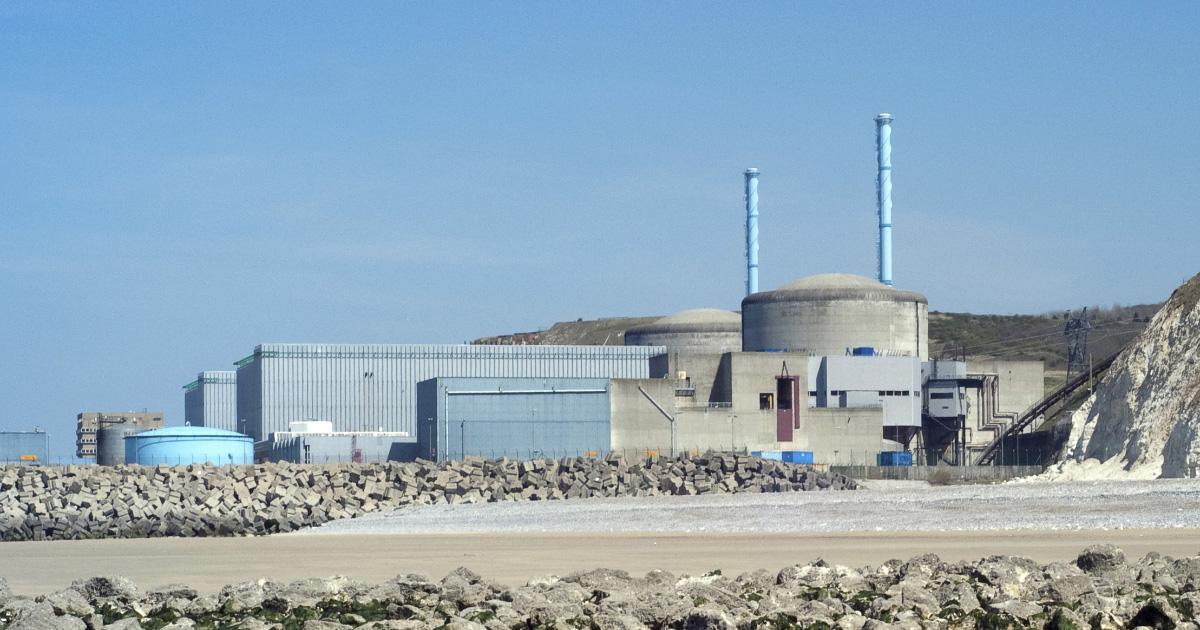 Nucléaire: EDF envisage de construire deux réacteurs EPR à Penly