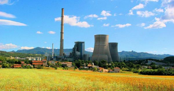 Fin du charbon: Gardanne mise sur le bois, l'économie circulaire et la mobilité décarbonée
