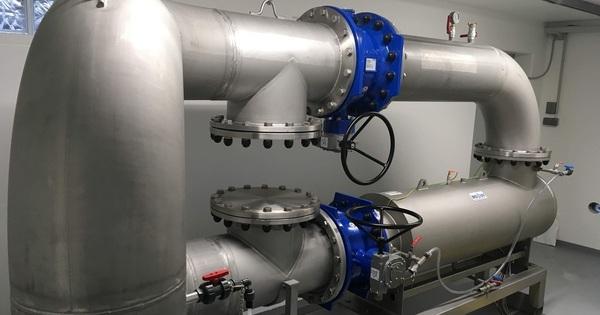 Mulhouse opte pour la désinfection UV de son eau potable