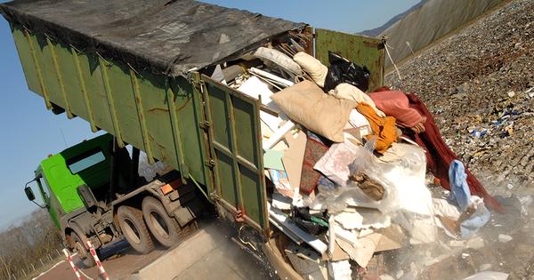 La procédure de contrôle de l'élimination des déchets valorisables soumise à consultation