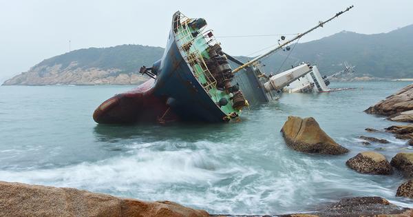 De nouveaux textes pour sanctionner les rejets des navires et gérer les épaves