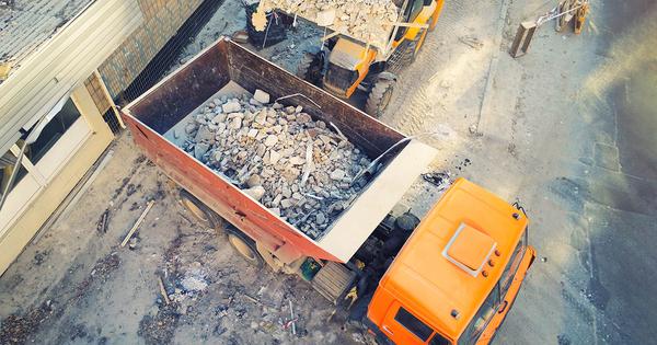 REP bâtiment: l'inclusion des déchets inertes inquiète les professionnels