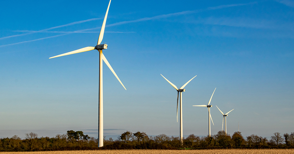 Éolien terrestre: 3,4 GW de projets soutenus par appel d'offres entre 2017 et 2020