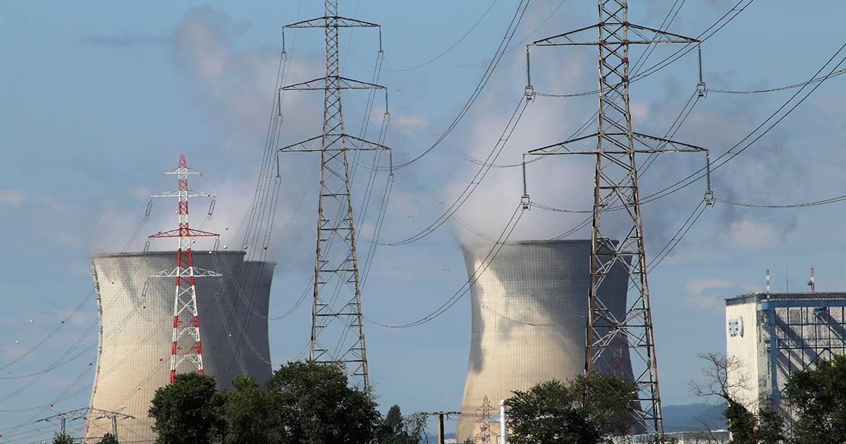 Sécurité électrique: RTE déconseille la fermeture de nouvelles centrales nucléaires d'ici 2026