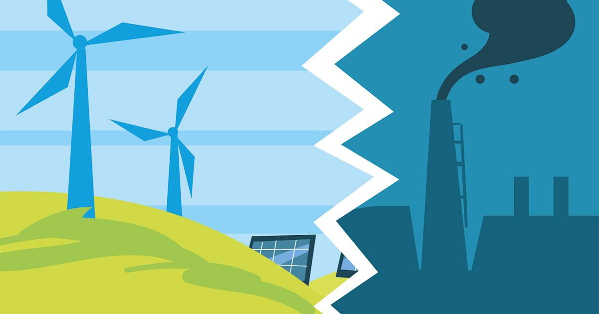 Taxonomie verte: ce qui est climato-compatible et ce qui ne l'est pas