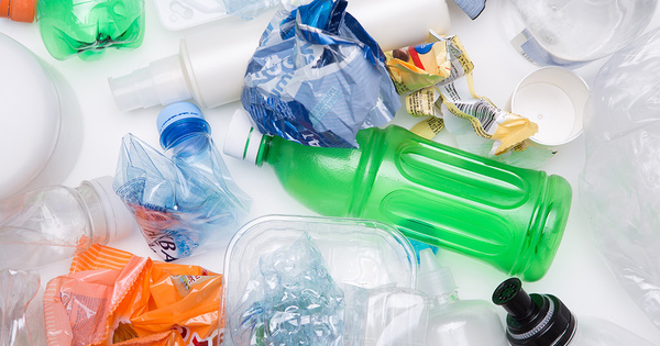 Emballages plastique: un objectif de réduction de 20% entre 2018 et fin 2025