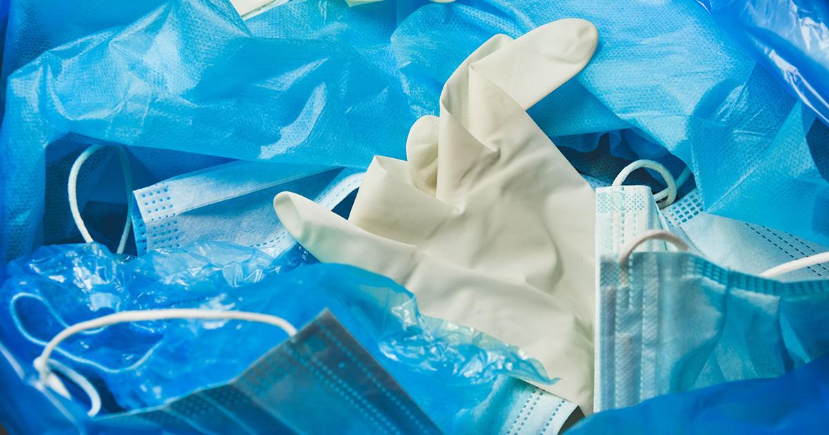 Covid-19: le HCSP ouvre la voie à des dérogations aux règles d'incinération des déchets à risque infectieux