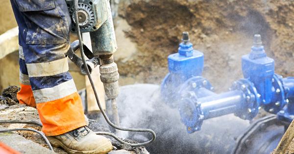 Relance des chantiers de l'eau: la filière s'organise