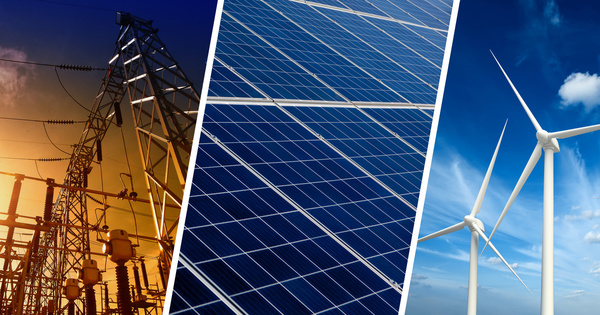 Mix électrique: RTE présente ses scénarios pour 2050