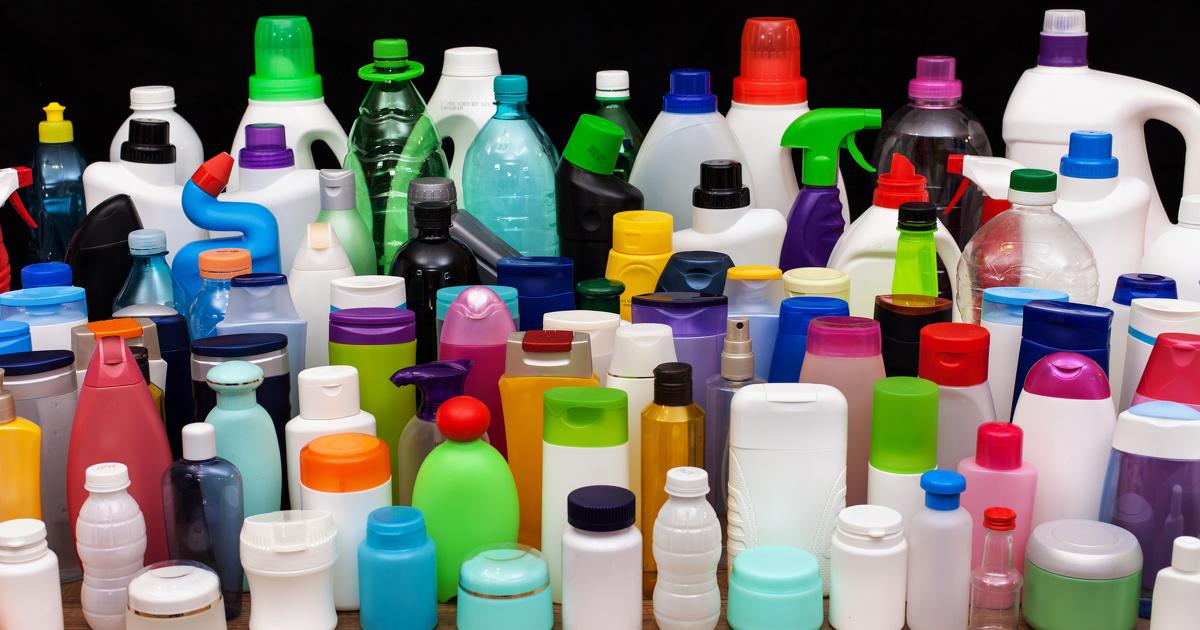 Plastiques: la crise sanitaire a accentué l'érosion du marché français en 2020