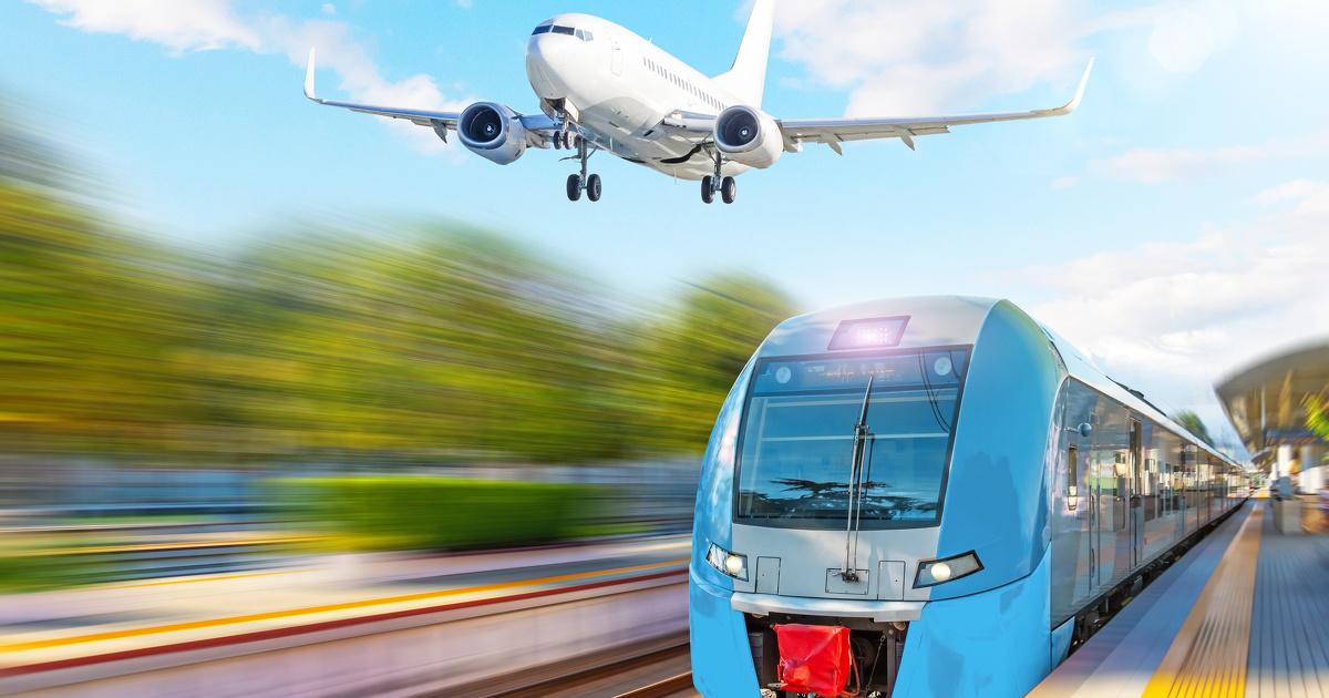 Interdire les vols à moins de 4 heures en train, c'est «possible» et bon pour le climat