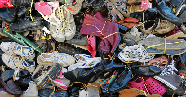 Tri des chaussures: l'intelligence artificielle mise à contribution