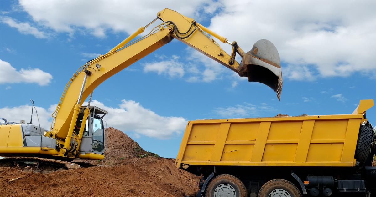 Sortie du statut de déchet: la procédure applicable aux terres excavées et sédiments est fixée