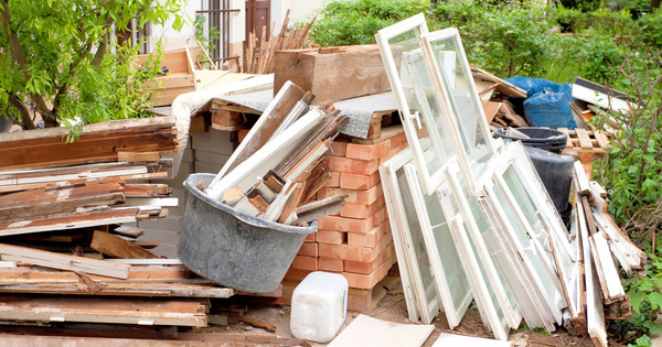 Nouvelle formule pour le diagnostic déchets du bâtiment